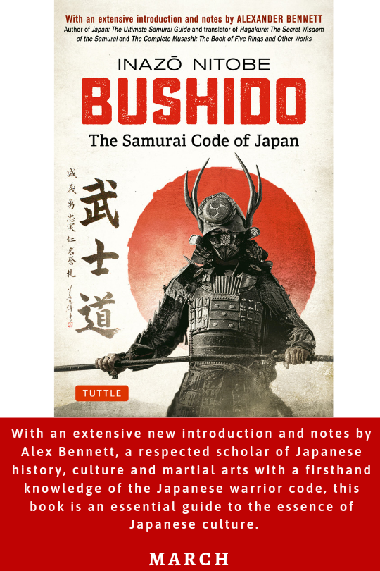 Bushido: The Samurai Code of Japan - Tuttle Publishing